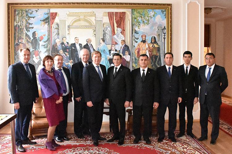Российско-Туркменский экономический форум. Итоги переговоров.
