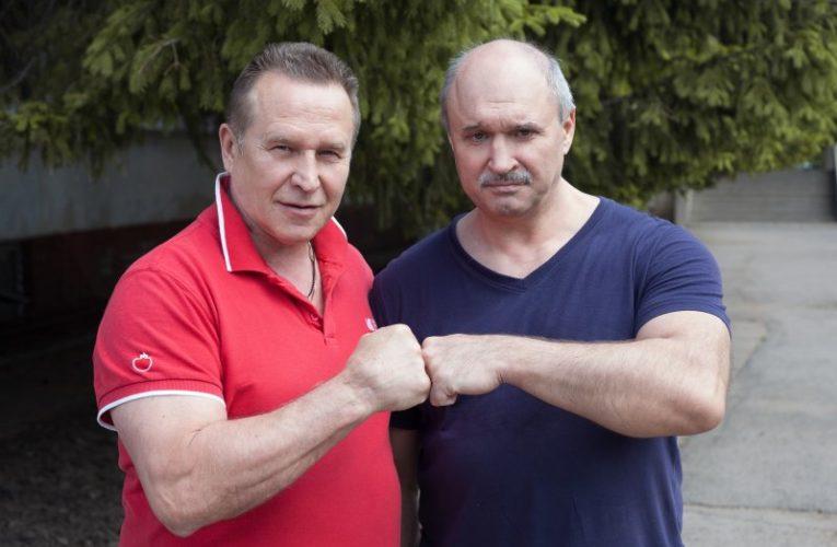 Александр Козлов: Бокс как смысл жизни!