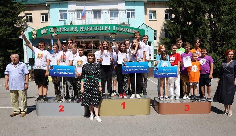 Юные чаплыгинцы стали призёрами всероссийской олимпиады по ракетомоделированию