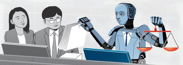 Может ли юрист быть роботом? Или робот юристом?