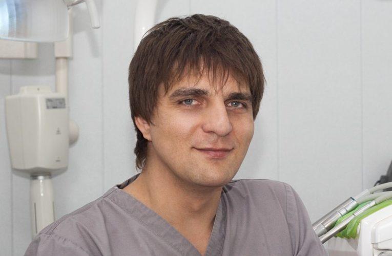 Максим Самсонов. Генеральный директор стоматологического кабинета «Альфадент».